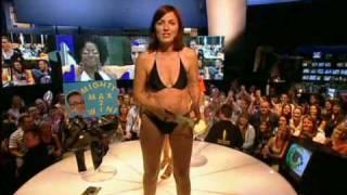 getlinkyoutube.com-Davina McCall - Bikini