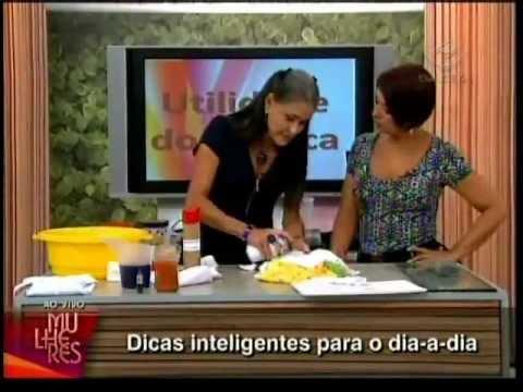 Maria Eugênia - TV Gazeta - Mulheres 04/02/2013 - Dicas inteligentes para o dia-a-dia