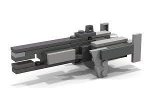 getlinkyoutube.com-HOW TO BUILD a Lego HALO MICRO Frigate v1