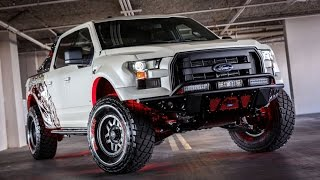 getlinkyoutube.com-2015 Ford F-150 ADD Phoenix Time Lapse Video for SEMA 2014