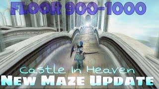 getlinkyoutube.com-Toram Online Nueva Actualización Maze Floor 900-1000