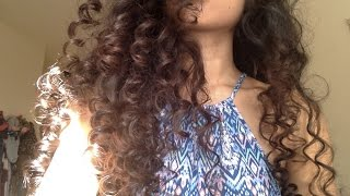 getlinkyoutube.com-HEATLESS SPIRAL CURLS