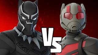 getlinkyoutube.com-Black Panther VS Ant Man - Marvel Battlegrounds