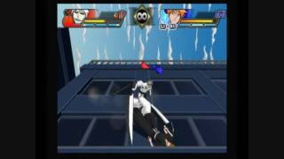 getlinkyoutube.com-Bleach Blade Battlers 2nd - Hollow Ichigo vs. Ichigo