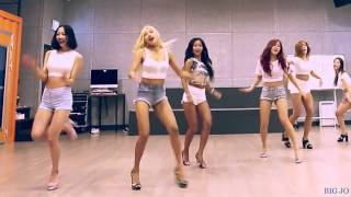"getlinkyoutube.com-[zoomed] SISTAR씨스타 - ""SHAKE IT"" Dance Practice (mirrored)"