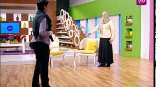 وفاء حسن تتحدث عن طرق الجلوس السليمة والمشية الصحيحة
