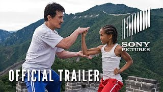 THE KARATE KID - Official Trailer (HD) width=