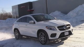 2016 Mercedes-Benz GLE coupe 350d - Full review, walkaround, 0-60, interior, exterior and test!
