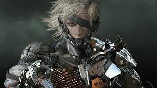 getlinkyoutube.com-Metal Gear Rising Revengeance Pelicula Completa Full Movie