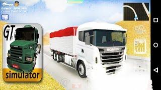 getlinkyoutube.com-Grand Truck Simulator- Acidente na estrada