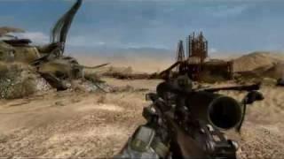 getlinkyoutube.com-Call of Duty: MW2 hidden place (museum map)