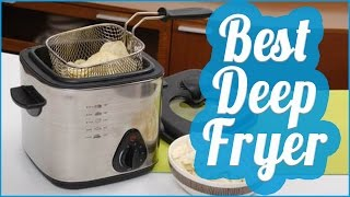 getlinkyoutube.com-Best Deep Fryer To Buy In 2017