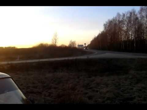 Передвижение военной техники в Ульяновском районе