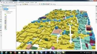getlinkyoutube.com-Making 3D file in ArcGIS and Google earth - Part 01