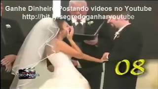 getlinkyoutube.com-Top 10 Micos em Casamentos, é de morrer de ri