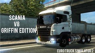 getlinkyoutube.com-Euro Truck Simulator 2 - Scania Brasileira V8 e GRIFFIN EDITION