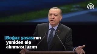 Erdoğan'dan müteahhitlere eleştiri