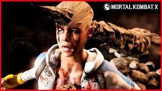 getlinkyoutube.com-Mortal Kombat X All Fatalities Brutalities X-Ray - Klassic Fatality Secret Brutality