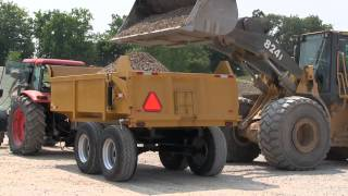 getlinkyoutube.com-16 Ton Farm and Construction Hydraulic Dump Trailer ~ Berkelmans Welding and Manufacturing Inc.