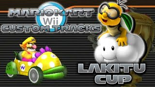 getlinkyoutube.com-Mario Kart Wii Custom Tracks - Lakitu Cup
