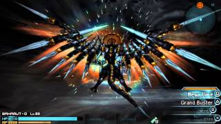 Final Fantasy Type-0 Bahamut-0 vs Shinryu Celestia (ppsspp)