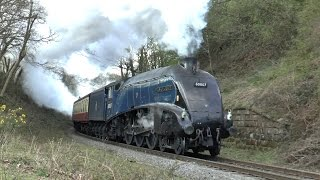 getlinkyoutube.com-North Yorkshire Moors Railway - Spring Steam Gala 2015