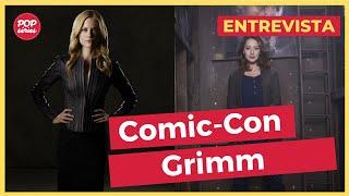 SDCC 2016: Claire Coffee e Bree Turner de Grimm