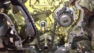 getlinkyoutube.com-Nissan 3.5L timing chain update