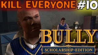 Chief of Security - Let's Play Bully Scholarship Edition Gameplay Walkthrough with Commentary Part 1