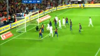getlinkyoutube.com-Real Madrid 2-3 Barcelona SuperCup All Goals And Full Highlight 8/17/11
