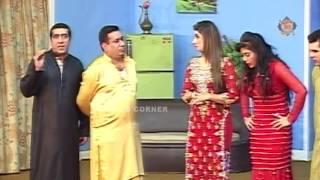 New Pakistani Stage Drama Zafri and Nasir Chinyoti Full Comedy Funny Clip 2016 width=
