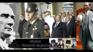 Haydar Baş Atatürk'ün Mozolesine Çelenk Koydu