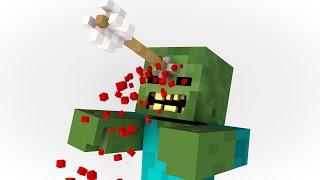 getlinkyoutube.com-Free Animated Headshot Minecraft Intro Template [NO TEXT] #46