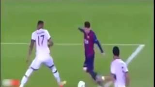 getlinkyoutube.com-Messi se pone los lentes Tur daun for tukki