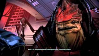 getlinkyoutube.com-Mass Effect 3 - Wrex on Normandy