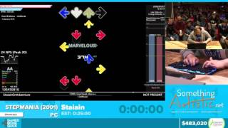 getlinkyoutube.com-AGDQ 2016 | Stepmania Showcase by Staiain