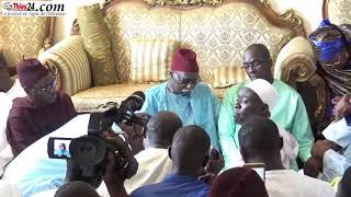 Les vérités de Serigne Mbaye Sy Mansour Khalife général des Tidianes: Abdoulaye Wade, Macky Sall, Moustapha Niasse, Pétrole et gaz…
