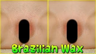 getlinkyoutube.com-Brazilian Wax remove stubble hair GIMP Tutorial