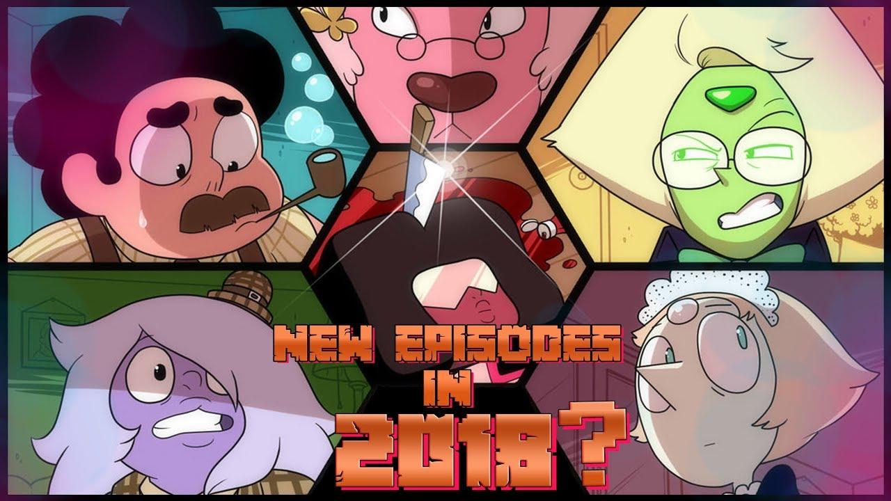 beach city bugle new steven universe episodes in 2018