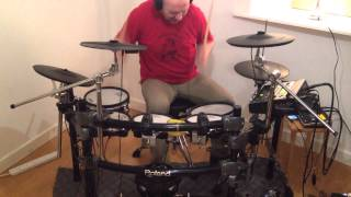 getlinkyoutube.com-AC/DC - Thunderstruck (Roland TD-12 Drum Cover)