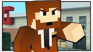 getlinkyoutube.com-Minecraft High School | TROUBLE WITH THE HEADMASTER!! | Custom Mod Adventure