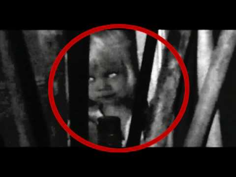 Real creepy ghost video (proof)