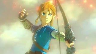 The Legend of Zelda Wii U Trailer - E3 2014 width=