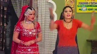 getlinkyoutube.com-Best Of Iftikhar Thakur and Nadia Ali New Pakistani Stage Drama Full Comedy Clip
