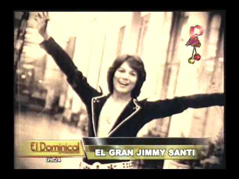 Excéntrico, desenfadado y muy talentoso, con ustedes Jimmy Santi