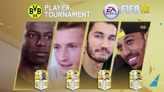 getlinkyoutube.com-FIFA 16 Ultimate Team Player Tournament | Borussia Dortmund