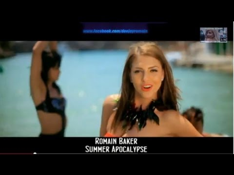 Summer apocalypse : Nouveaute musique Dance Electro 2012 - Romain Baker