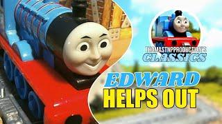 getlinkyoutube.com-Thomas & Friends: Edward Helps Out
