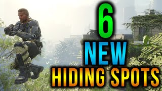 Call Of Duty Black Ops 3 - 6 New Hiding Spots!