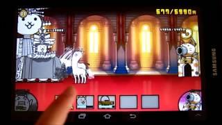 getlinkyoutube.com-Battle Cats Finall Boss!?
